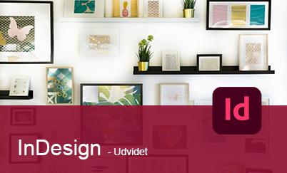 InDesign - Udvidet