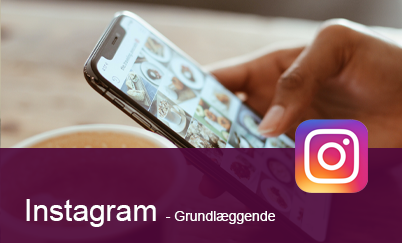 Instagram Kursus hos Compass Academy
