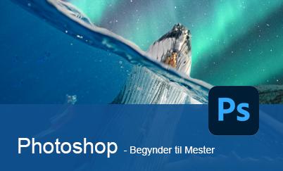Campass kursus  - Photoshop begynder til mester