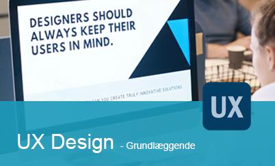 UX Design og Brugeroplevelser
