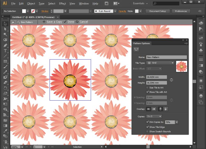 adobe illustrator kursus 3